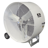 Commercial Drum Fan 36″