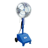 Commercial Misting Fan 30″