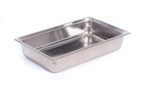 Chaffer Food Pan (8QT 4″ Deep)