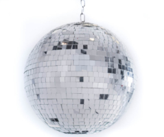 Disco Mirror Ball 16″