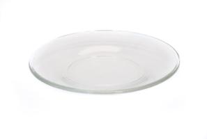 Glass Salad/Dessert Plate 7″