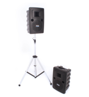 Anchor Sound System with Extension Speaker and Tri-Pod