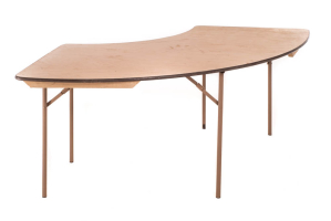 5′ Serpentine Table