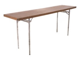 Expo Table 8'x24″x42″