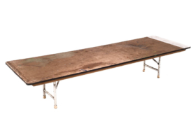 Kid's 8′ Banquet Table