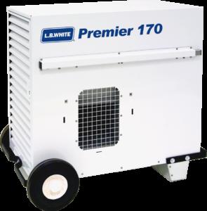 White Heater (170000BTU w/100LBS Propane) Image