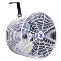 Tent Cooling Fan 12″