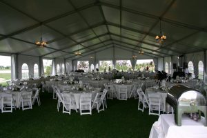 Clearspan Structure Tents