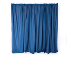 Royal Blue Pipe & Drape 8′ (Per FT)
