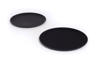 Round Plastic Trays 12″ & 16″