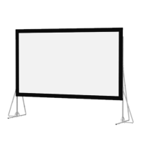 AV Screen 9'x12' with Set-Up