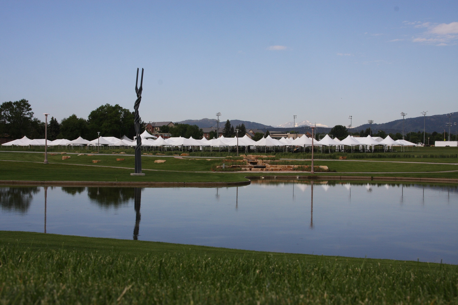 Frame Tents | Flexx Productions - Colorado