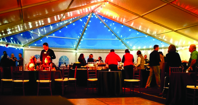 Clearspan Tents | Flexx Productions - Colorado