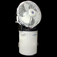 Free Standing Misting Fan 18″