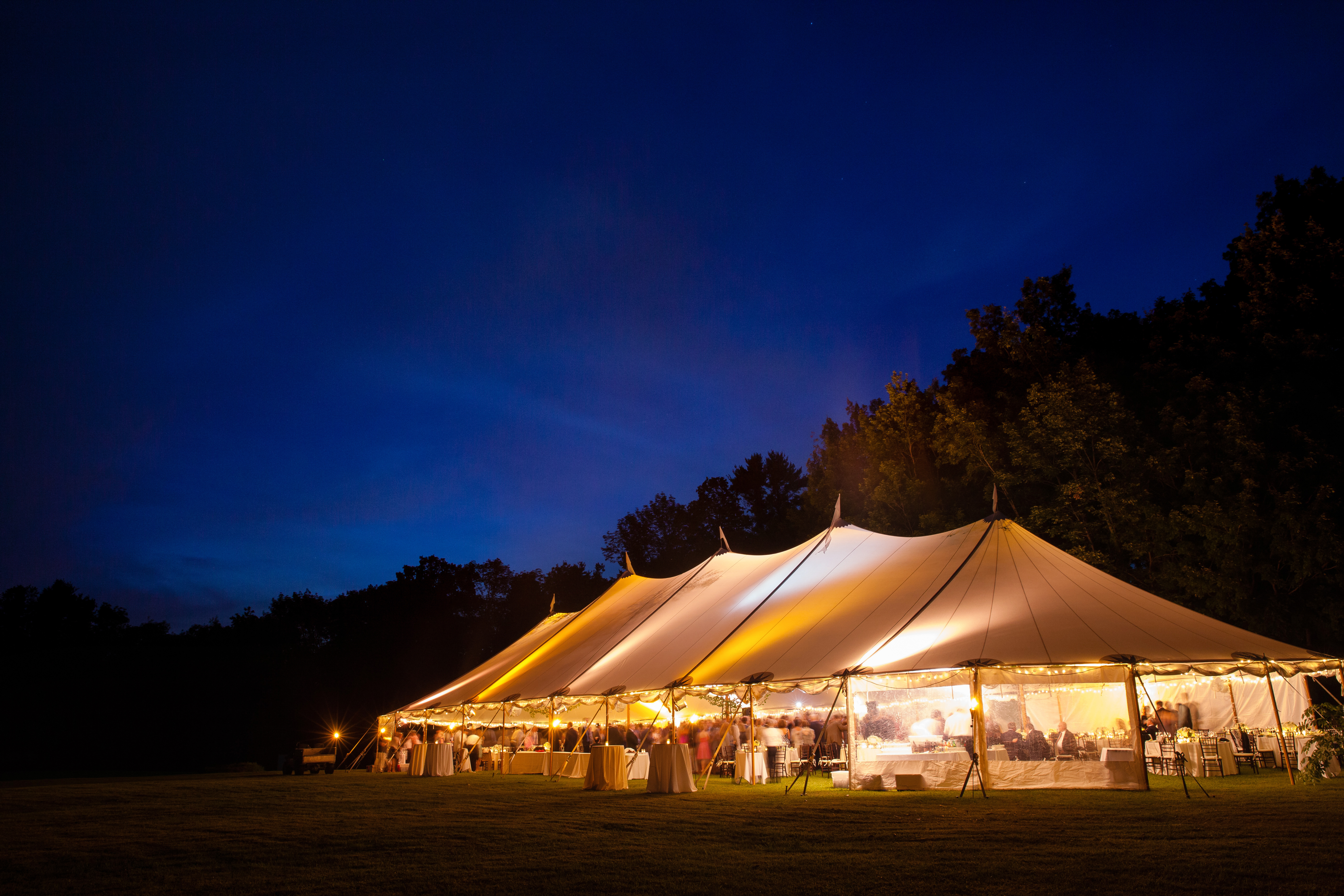Wedding Tent | Flexx Productions - Colorado