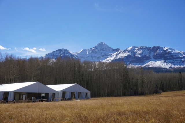 Tent Rental | Flexx Productions - Colorado