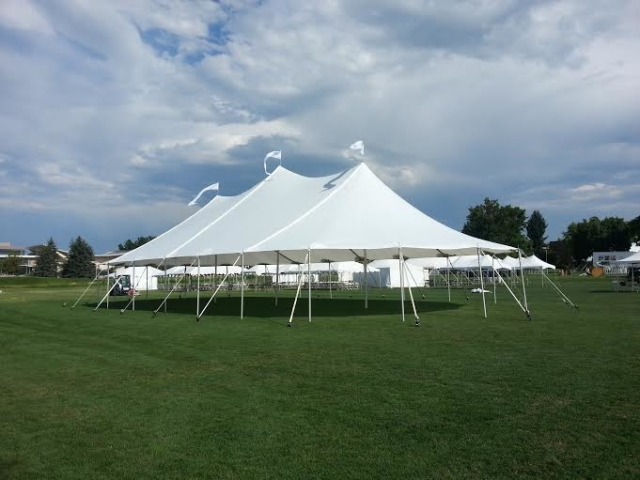 Pole Tents   Flexx Productions - Colorado