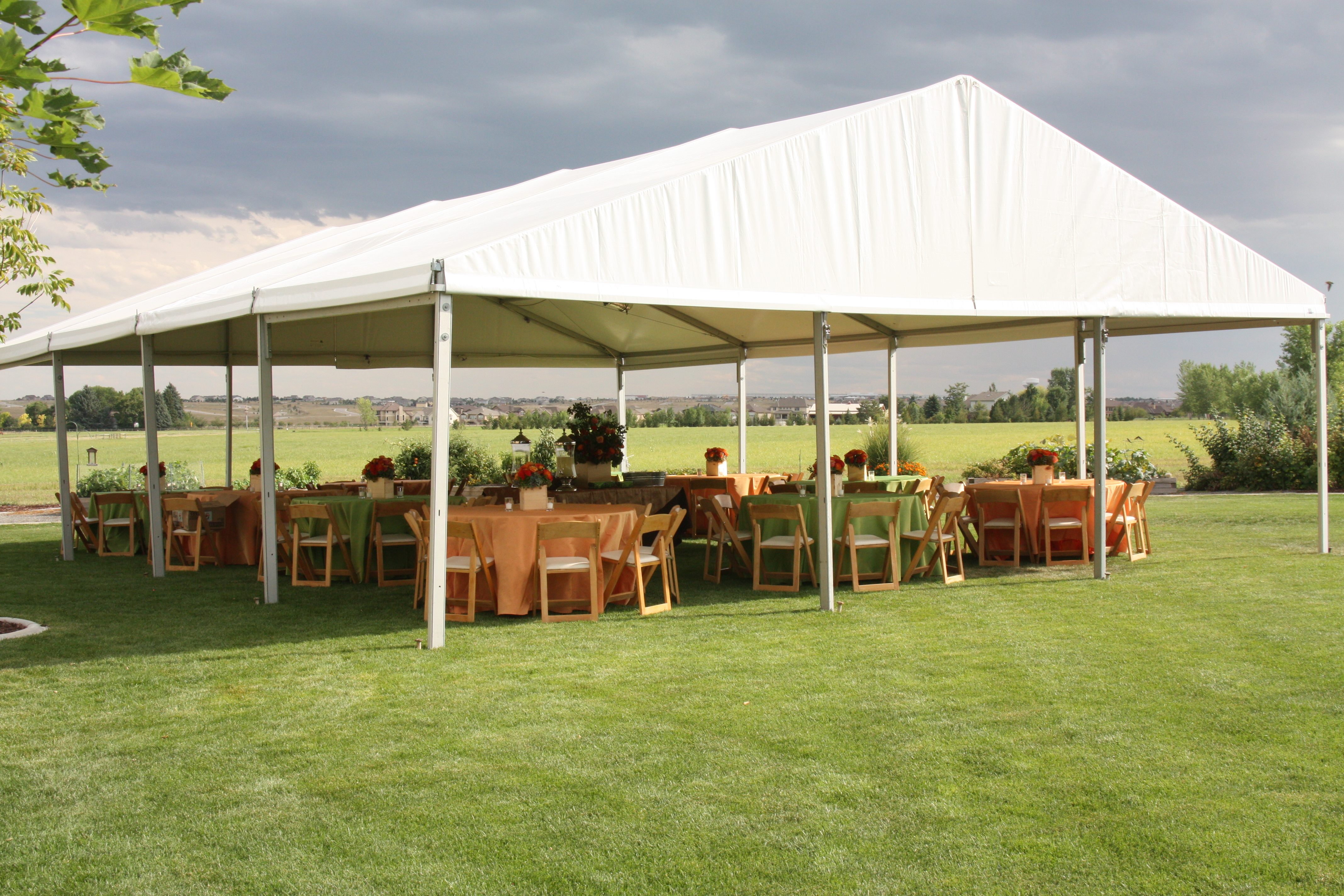 clearspan structure tents flexx productions