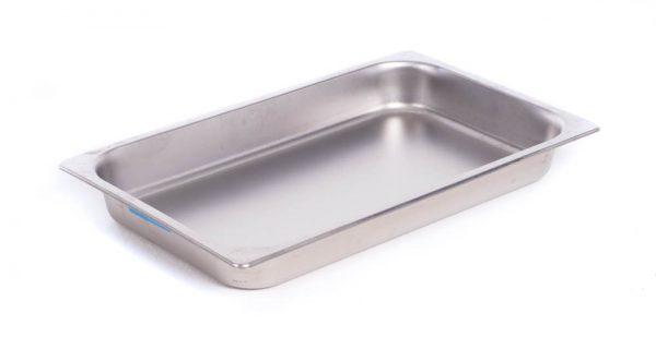 Chaffer Food Pan (8QT 2 Inches Deep)