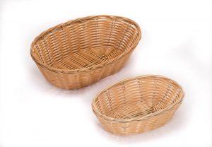 Wicker Bread Baskets