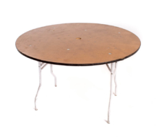 4' Round Table
