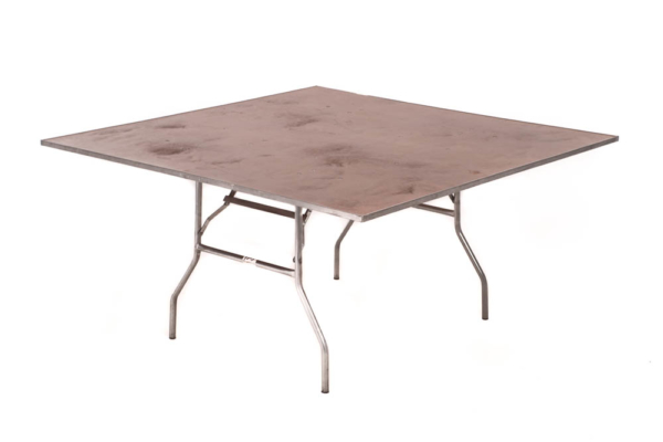 Square Table 60 Inchesx60 Inches