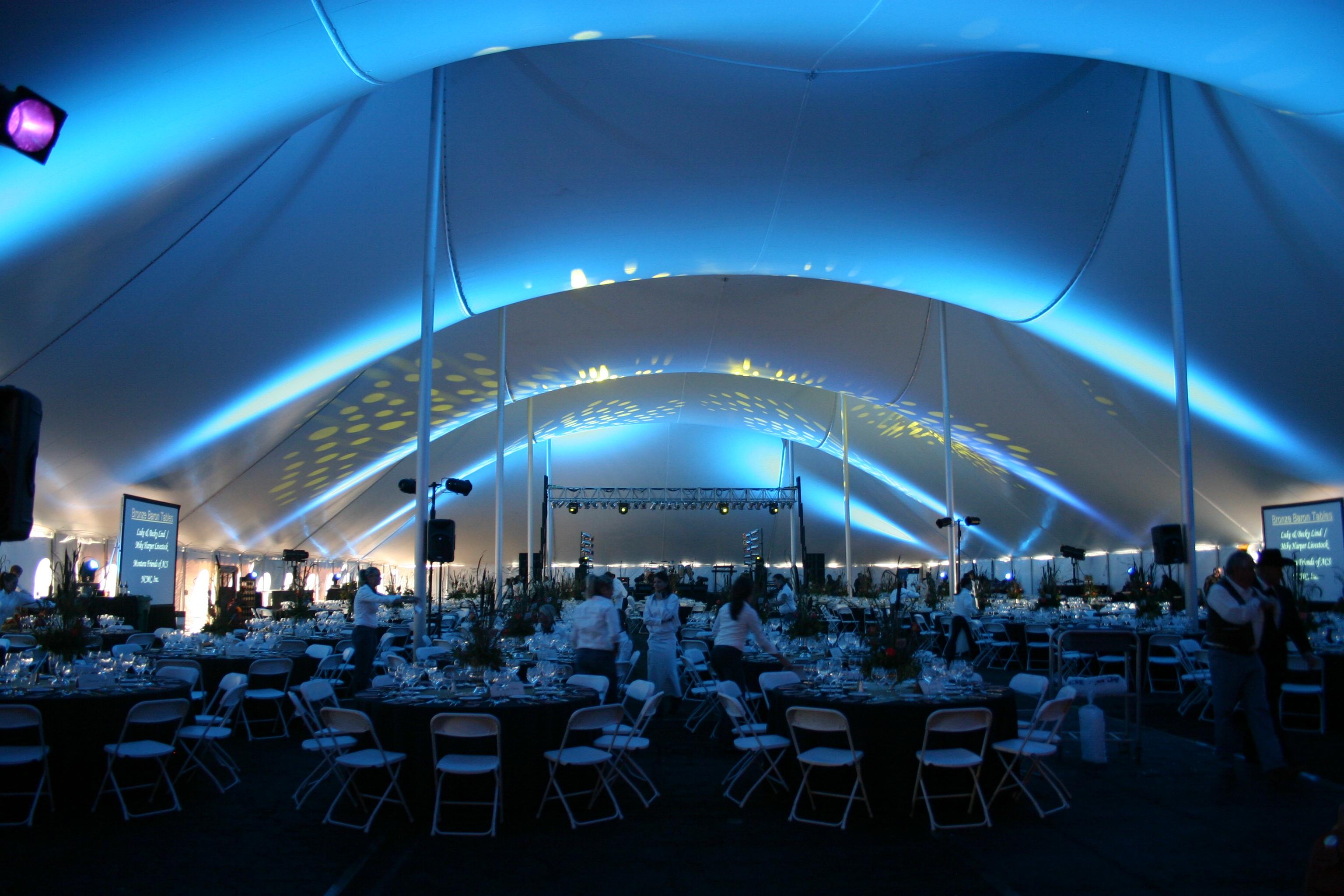 Flexx Productions Pole Tent