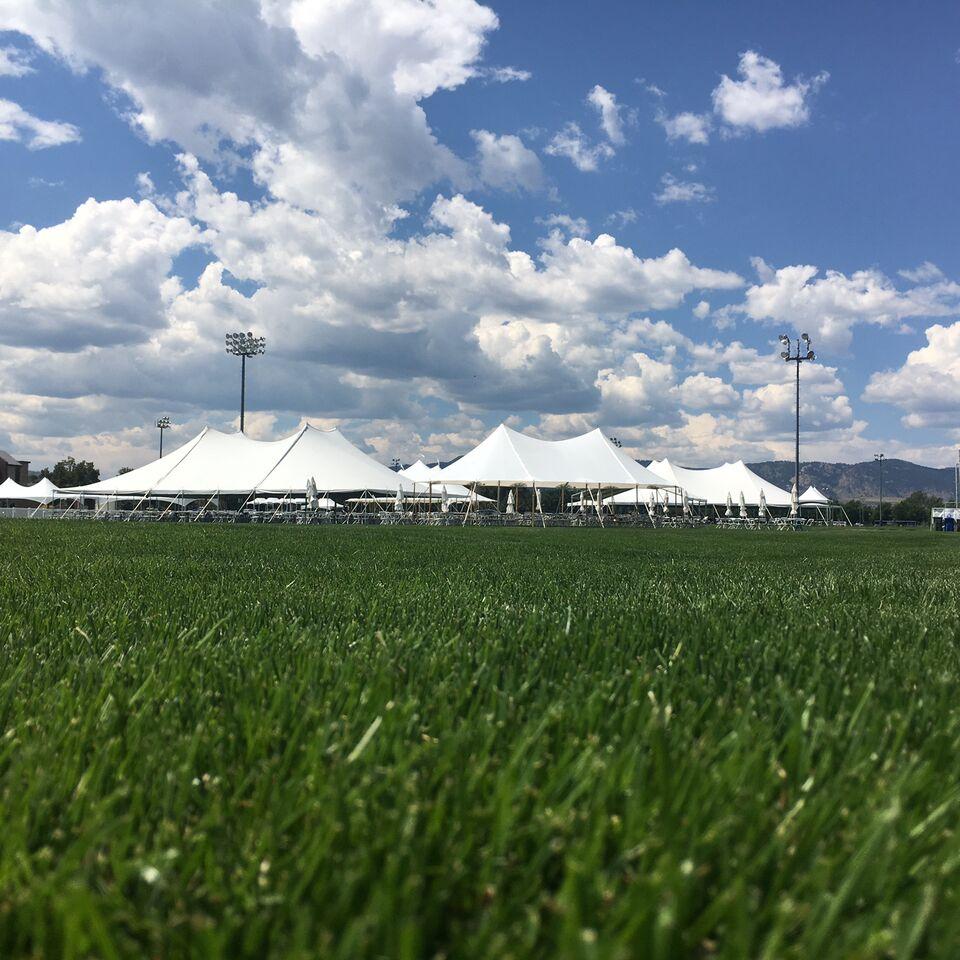 Flexx Productions Pole Tents