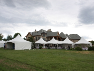 Frame Tents for Rent | Flexx Productions - Colorado
