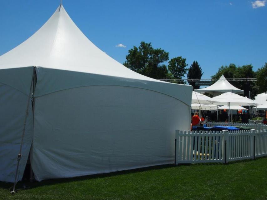Flexx Productions Frame Tent