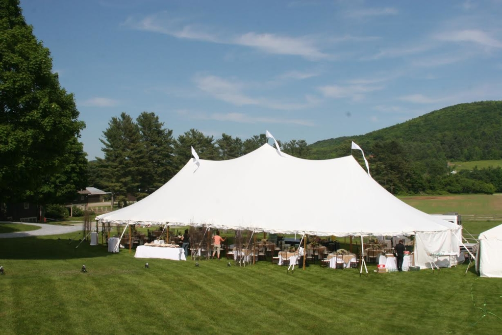 Wedding Tent Rental | Flexx Productions - Colorado