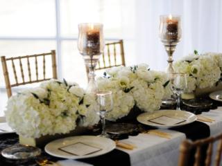 Wedding Glassware and Flatware | Flexx Productions - Colorado