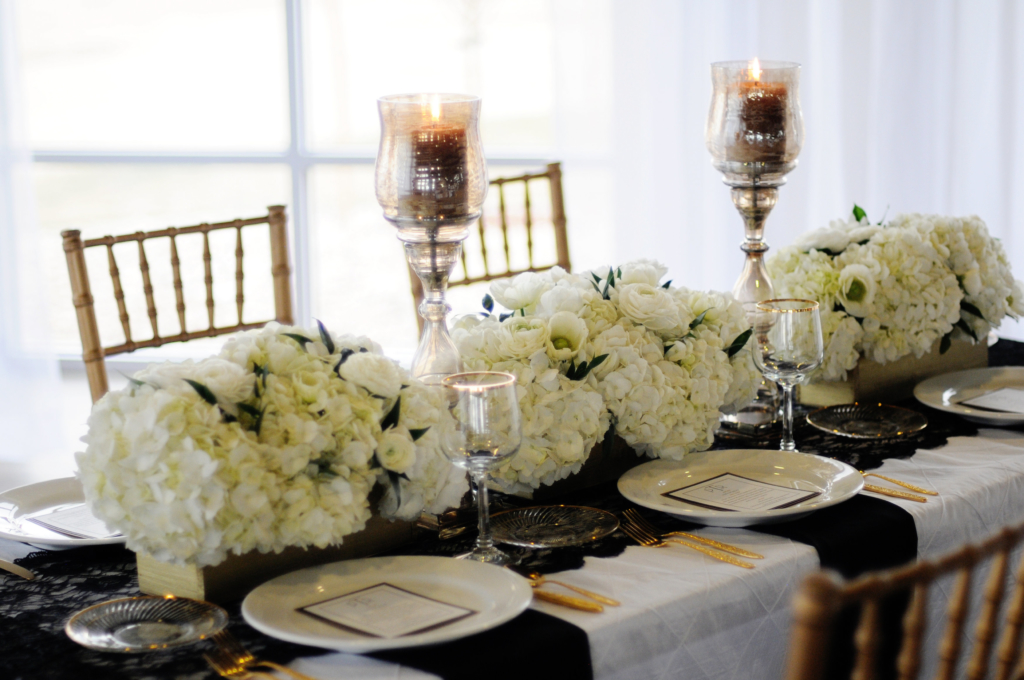 Wedding Glassware and Flatware | Flexx Productions - Colorado