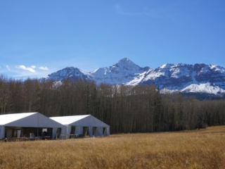 Tent Rental | Flexx Productions - Colorado