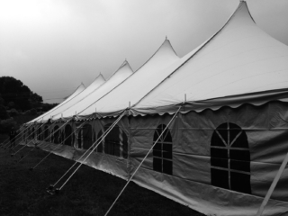 Pole Tent Rental | Flexx Productions - Colorado