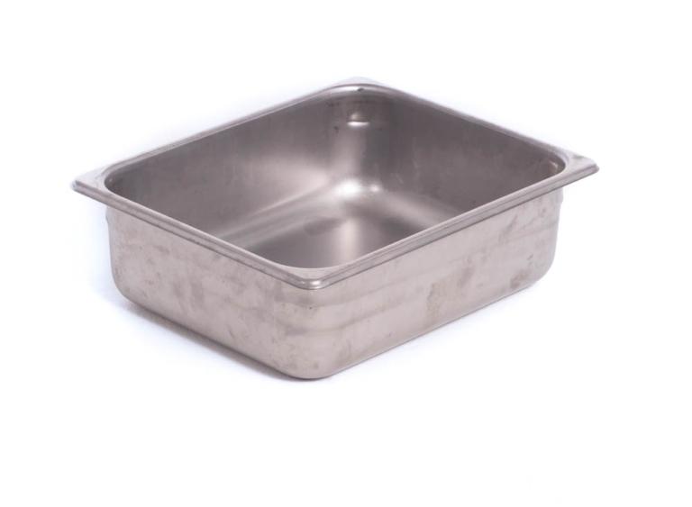 Chaffer Food Pan (4QT 4 Inches Deep)