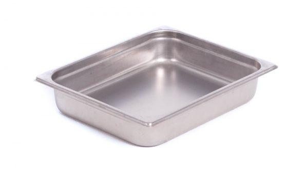 Chaffer Food Pan (4QT 2 Inches Deep)