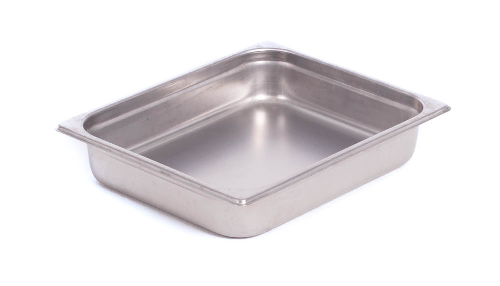 Chaffer Food Pan (4QT 2 Inches Deep)