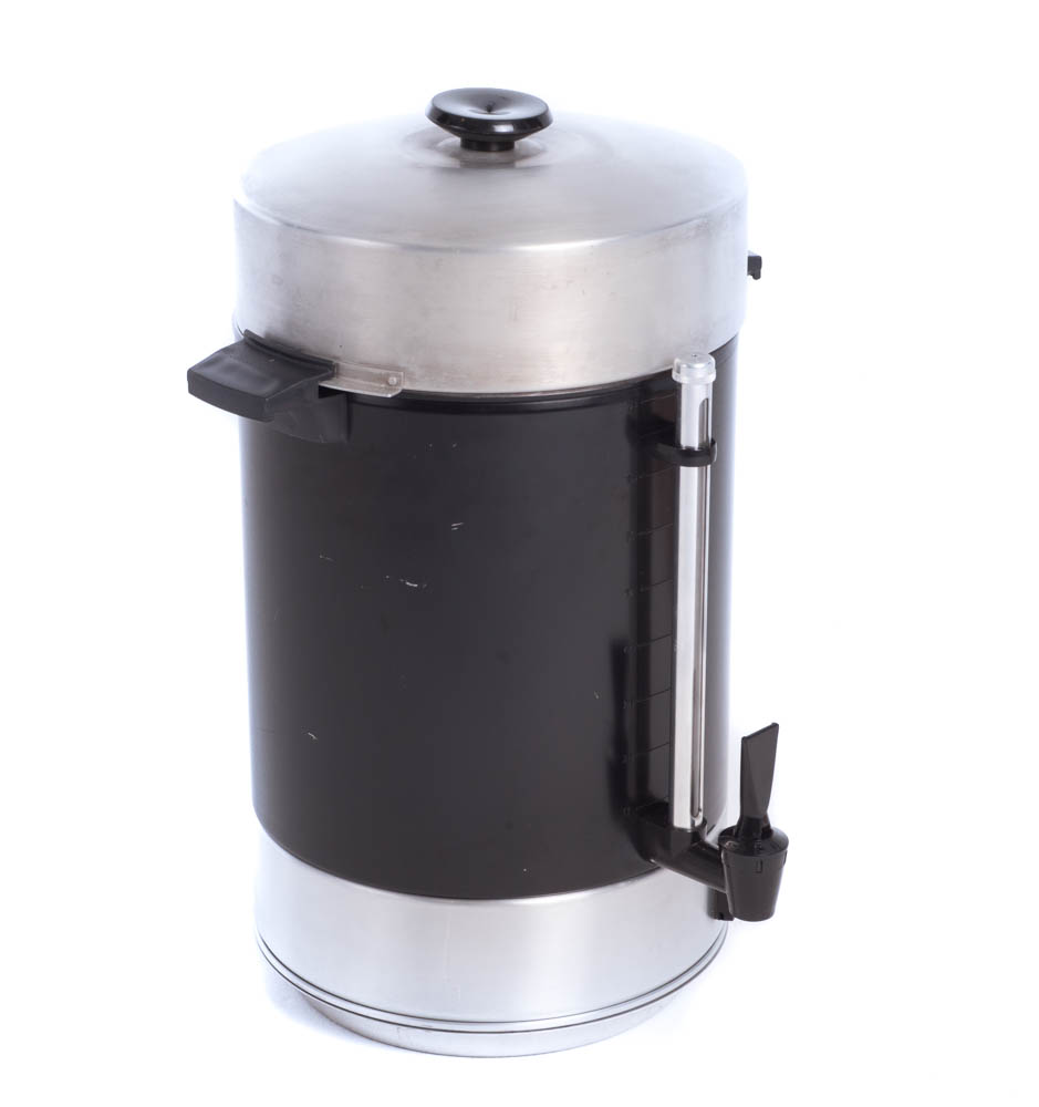 Coffee Percolator SS 100cup