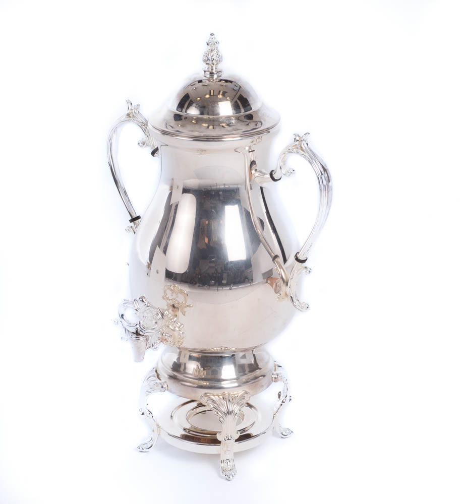 Coffee Samovar Silver 50cup