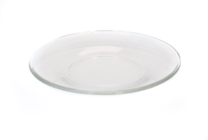 Glass Salad/Dessert Plate 7 Inches