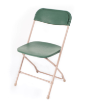 Green Folding Chair