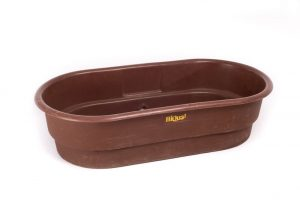Plastic 1/2 Size Trough