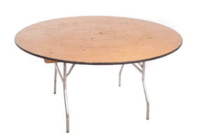 5' Round Table