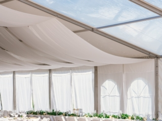 Flexx Clearspan Tent