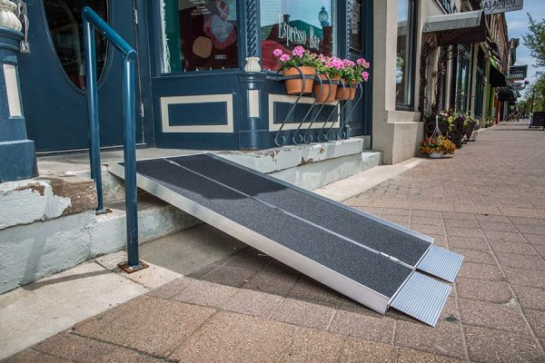 6' Portable Wheelchair Ramp
