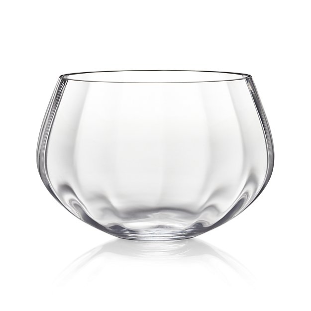 Glass Punch Bowl 11QT
