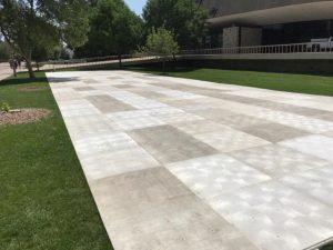 Armor Deck Event Flooring Panel
